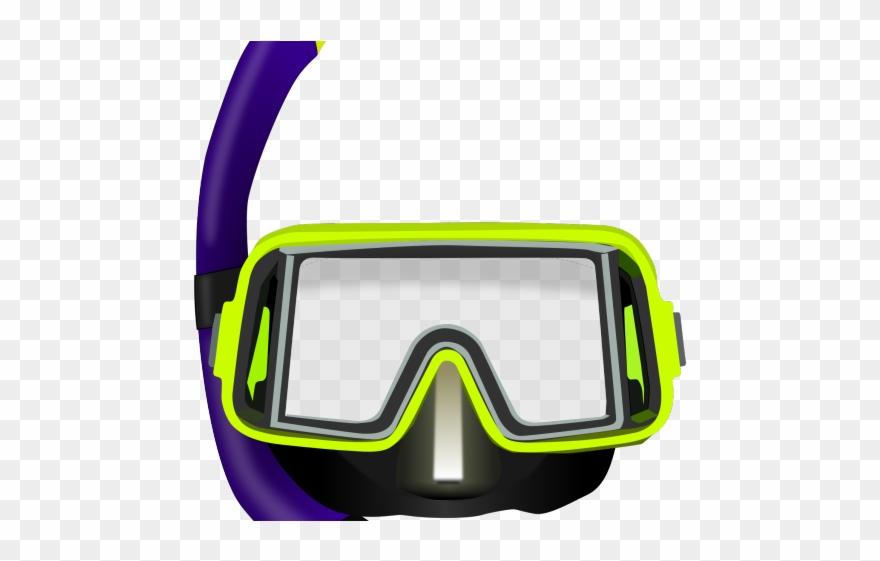 Diver clipart scuba gear. Diving equipment mask png