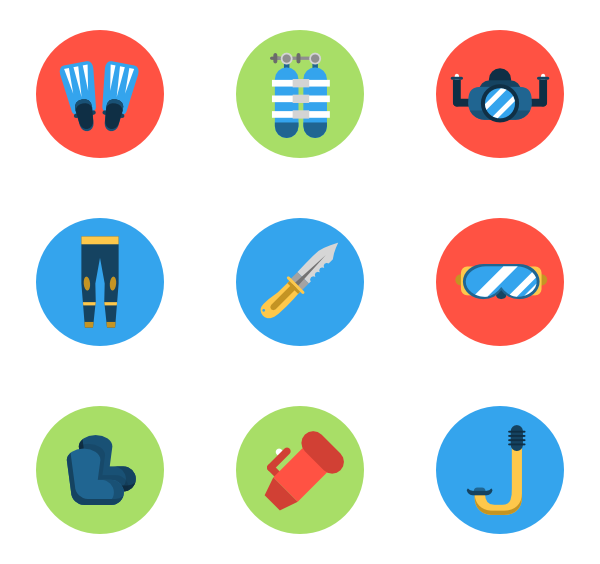 Diver clipart springboard diving. Icons free vector