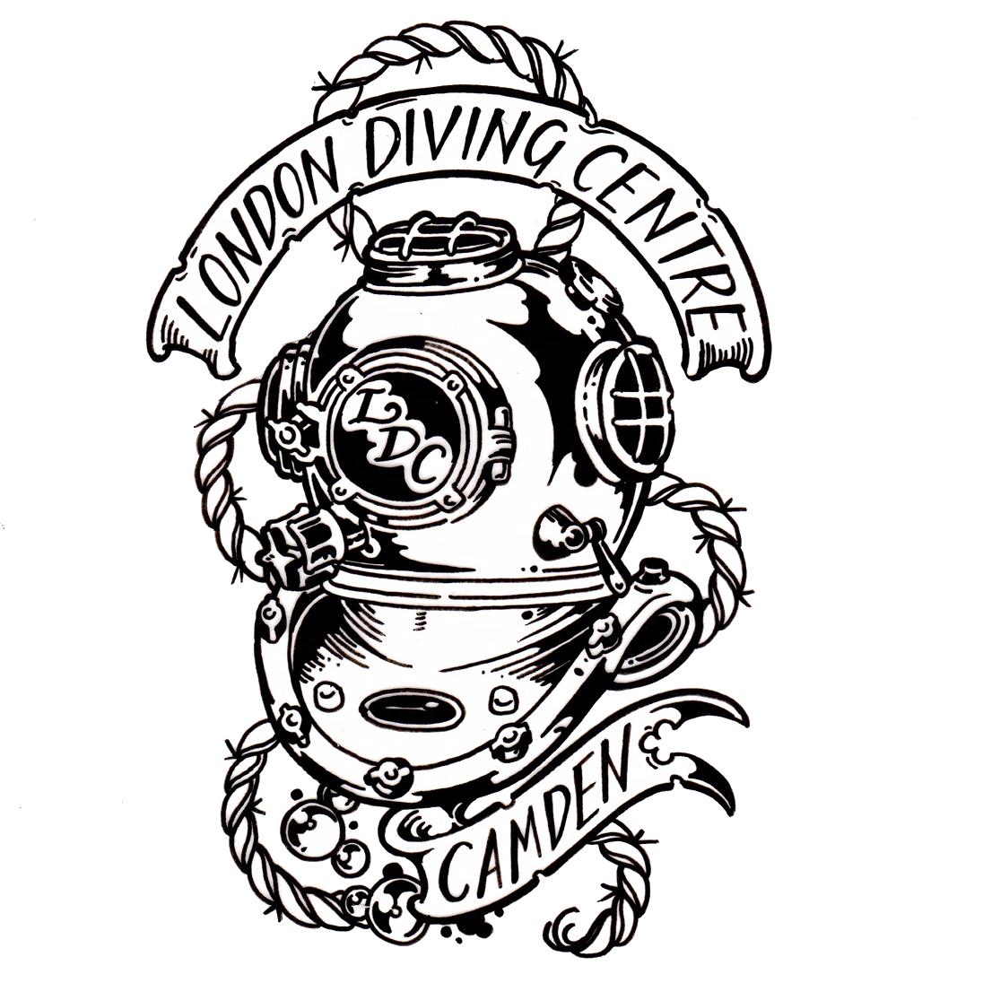 London centre camden personal. Diver clipart springboard diving