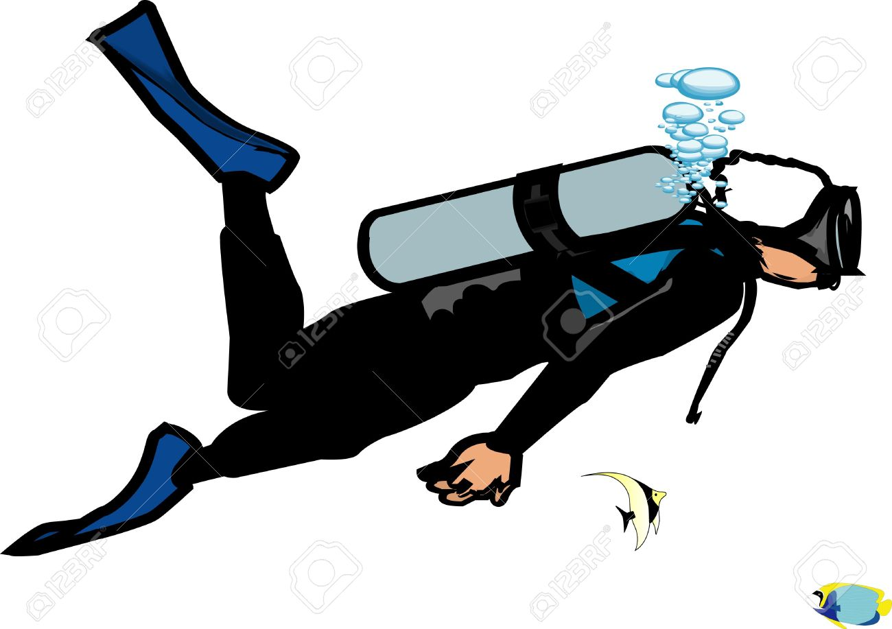 Collection of scuba free. Diver clipart underwater diving