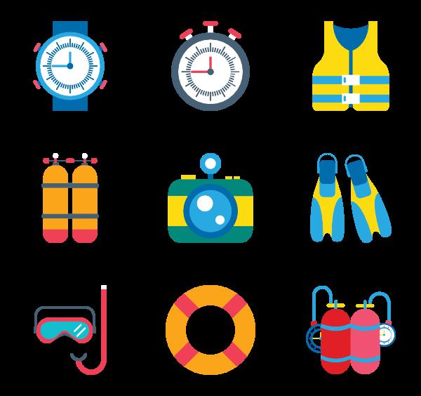 Gear clipart scuba.  diving icon packs