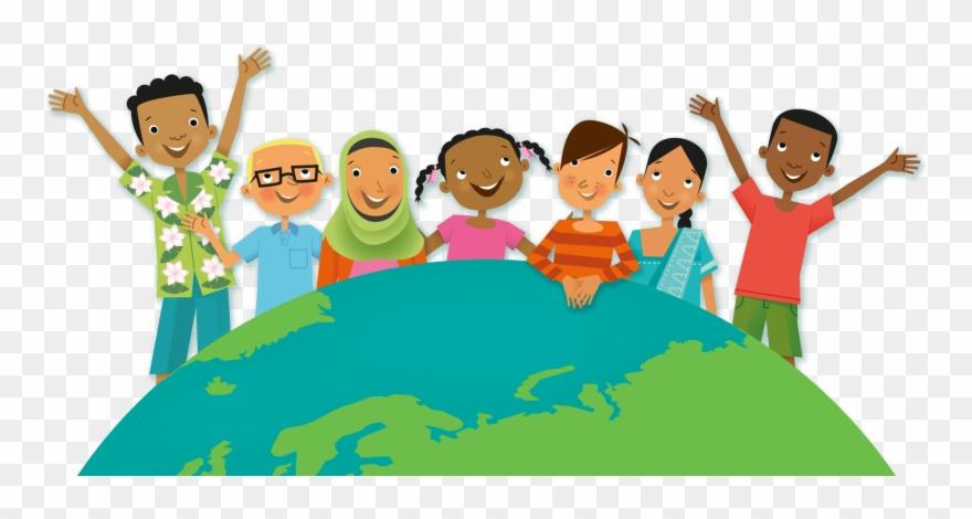 Diversity clipart. Dig deeper kids pinclipart