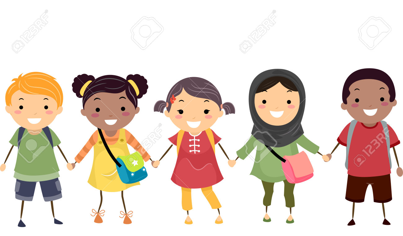 collection of unity. Diversity clipart