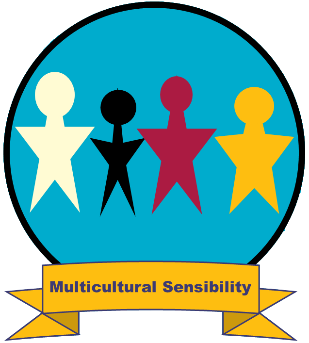 Friendship clipart multicultural. Sensibility for leadership development