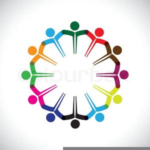 Diversity clipart domain 3. Children free images at