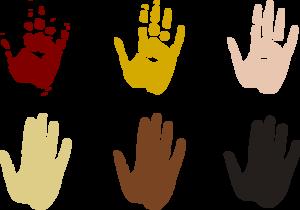 Diversity clipart domain 3. Palms clip art at