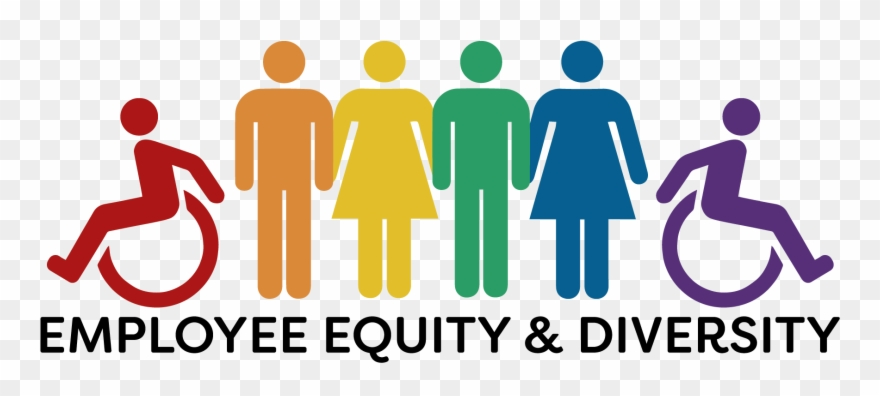 Employee clipart diverse. Equity and diversity committee