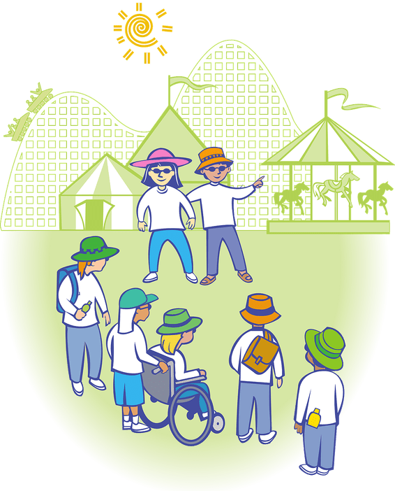 Inclusion of children with. Diversity clipart inclusive classroom