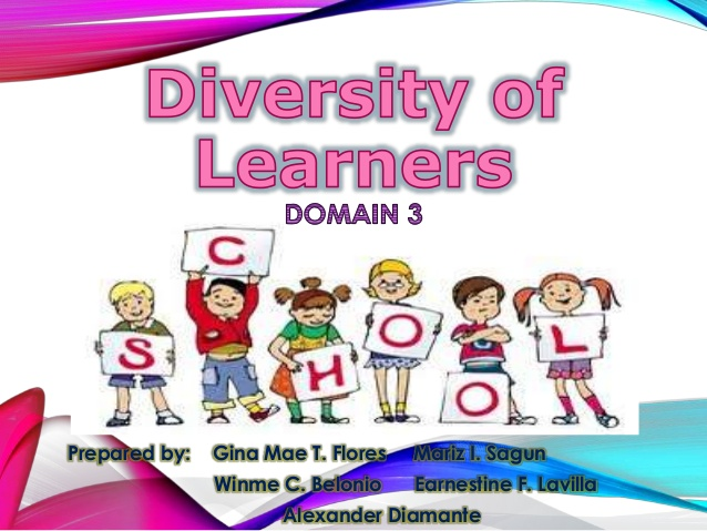 Diversity clipart individual difference in learning. Of learners