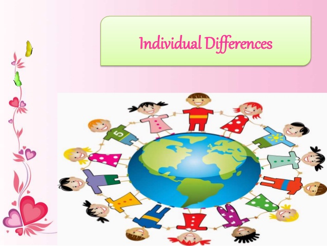 Diversity clipart individual difference in learning. Differences