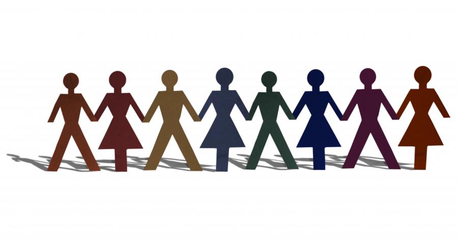 Friendship cartoon product human. Diversity clipart minority