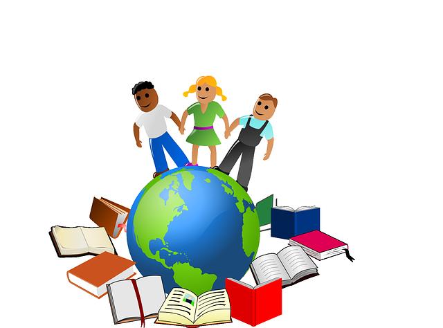 In kid lit diverse. Diversity clipart teacher