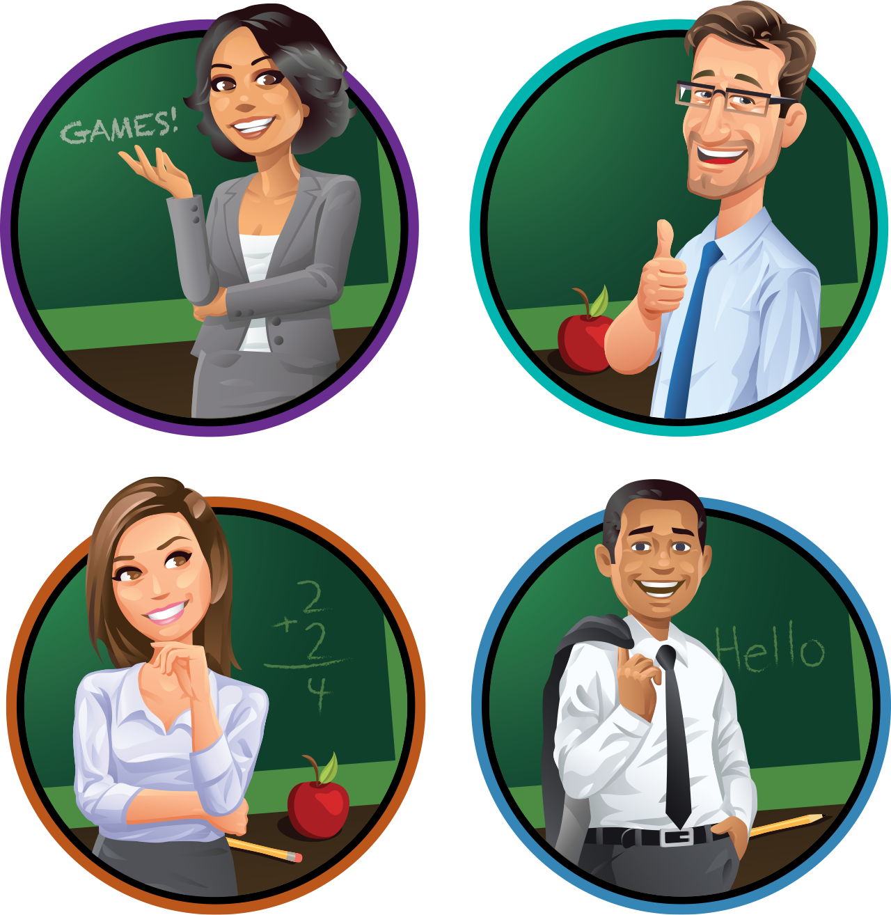 Proud clipart school evaluation. Teacher pic group profiles