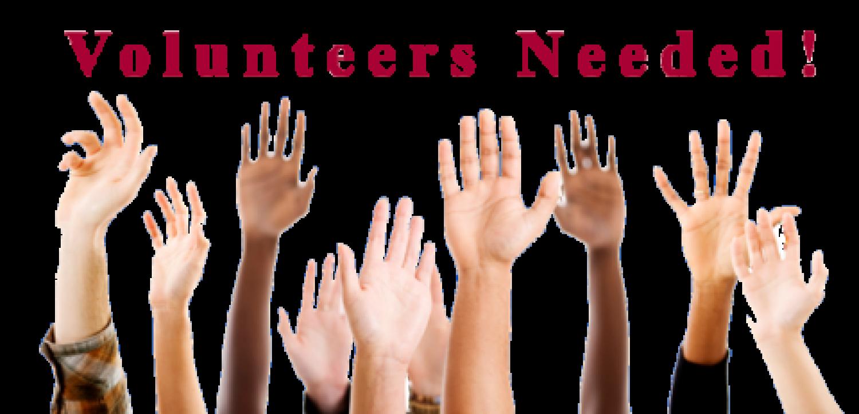 Diversity clipart volunteer. Volunteers needed to represent