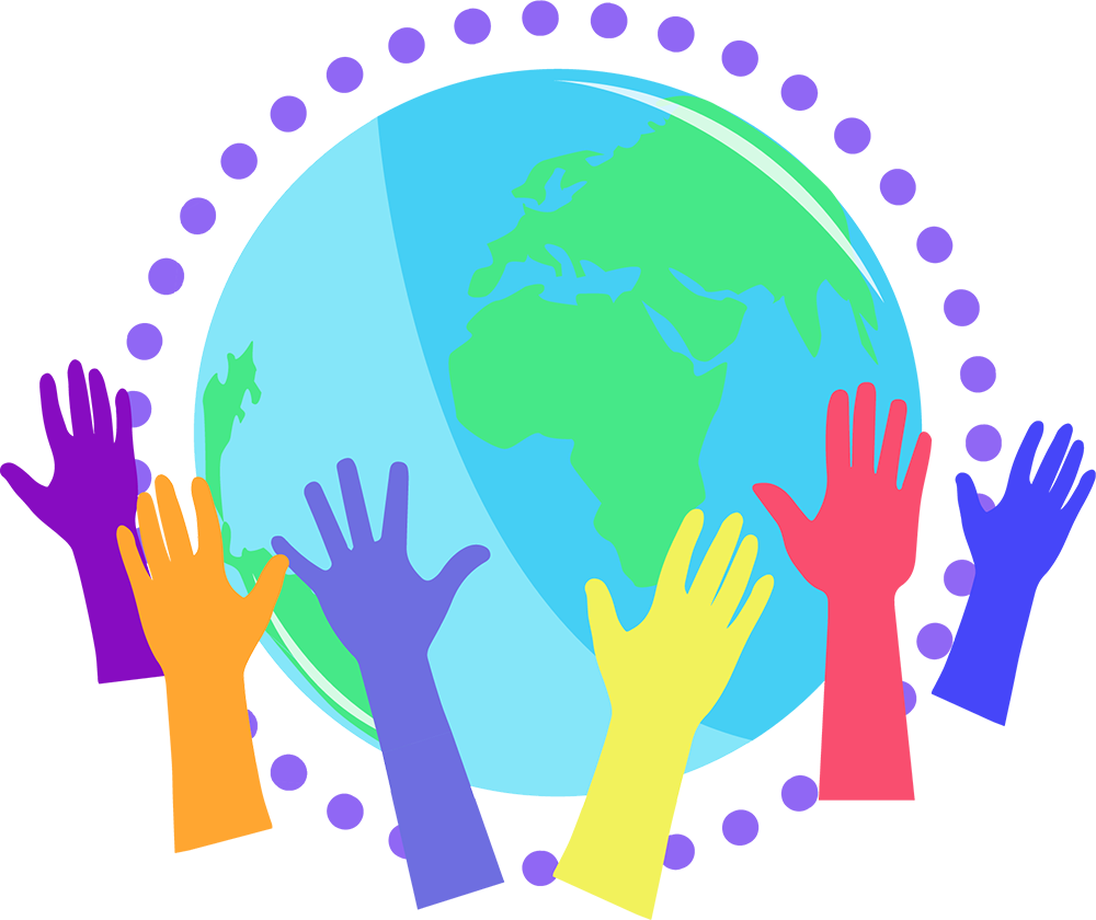 Diversity clipart world issues. Localizing global initiatives city