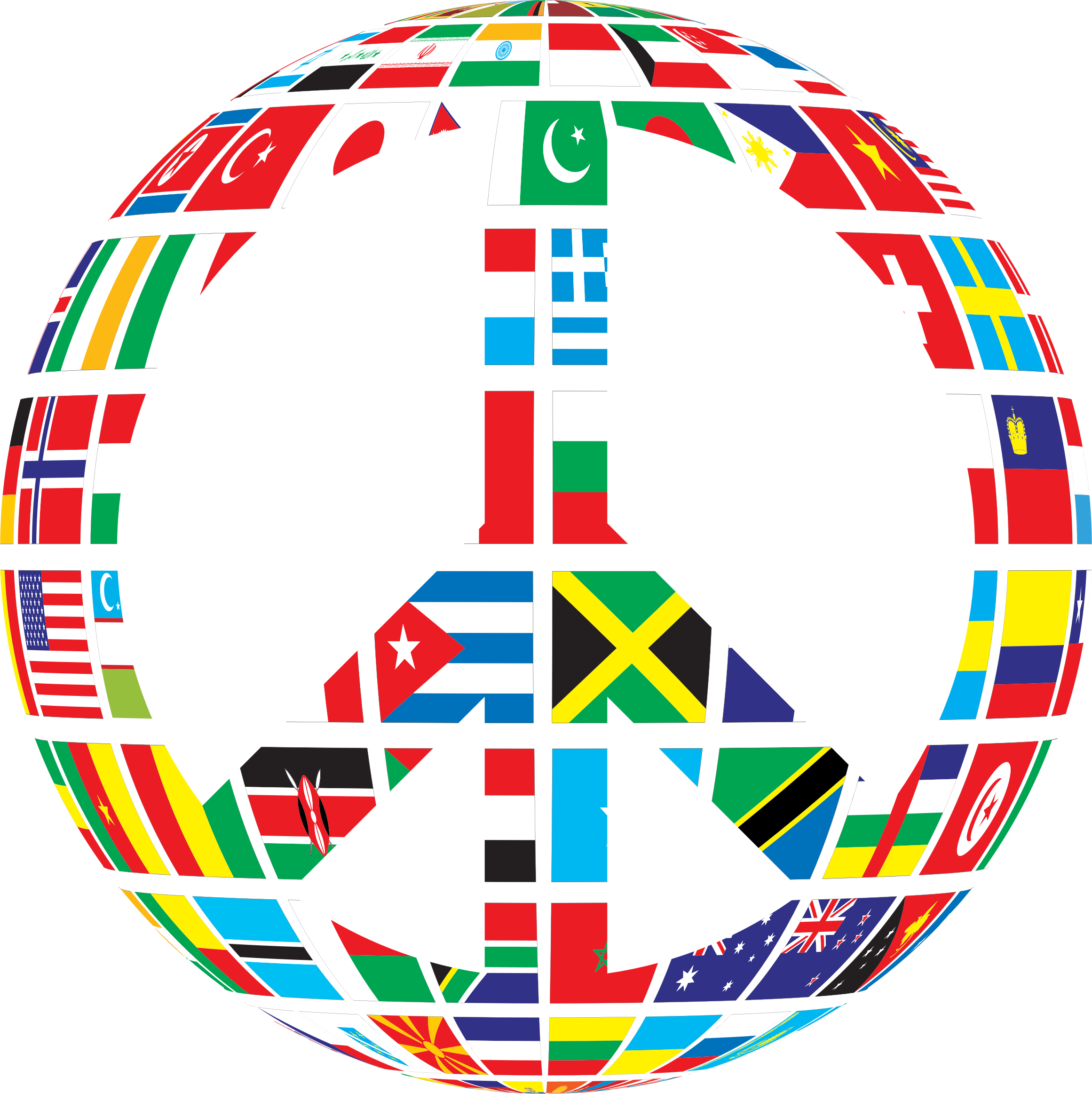 Peace clipart workd. Global big image png