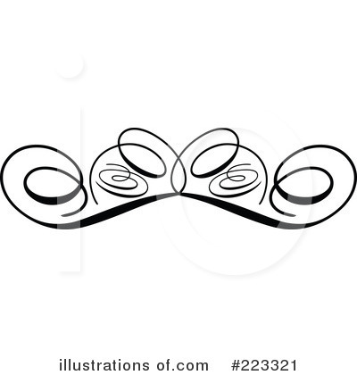 Illustration by kj pargeter. Divider clipart