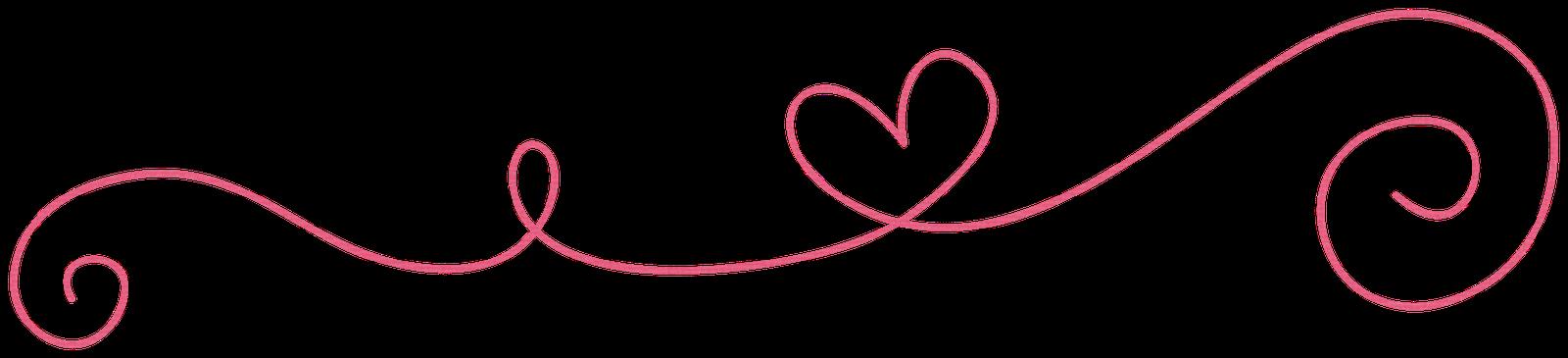 Divider clipart heart, Divider heart Transparent FREE for download ...
