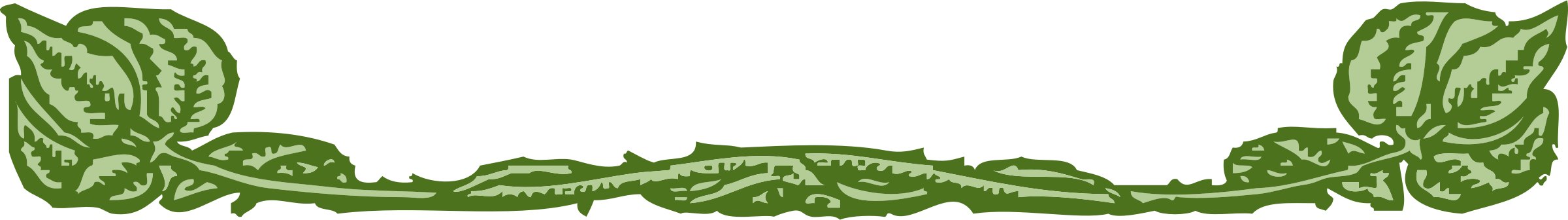 leaf clipart borders