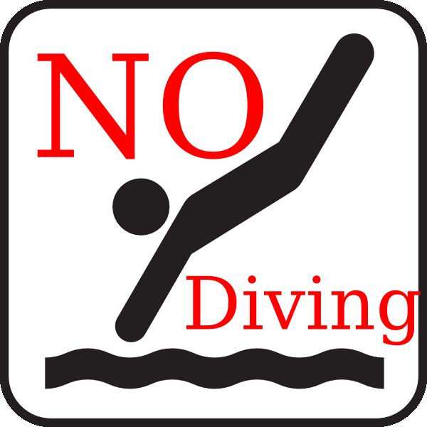 No clip art at. Diving clipart