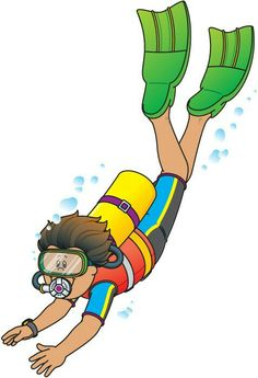 Scuba clip art pinterest. Diving clipart
