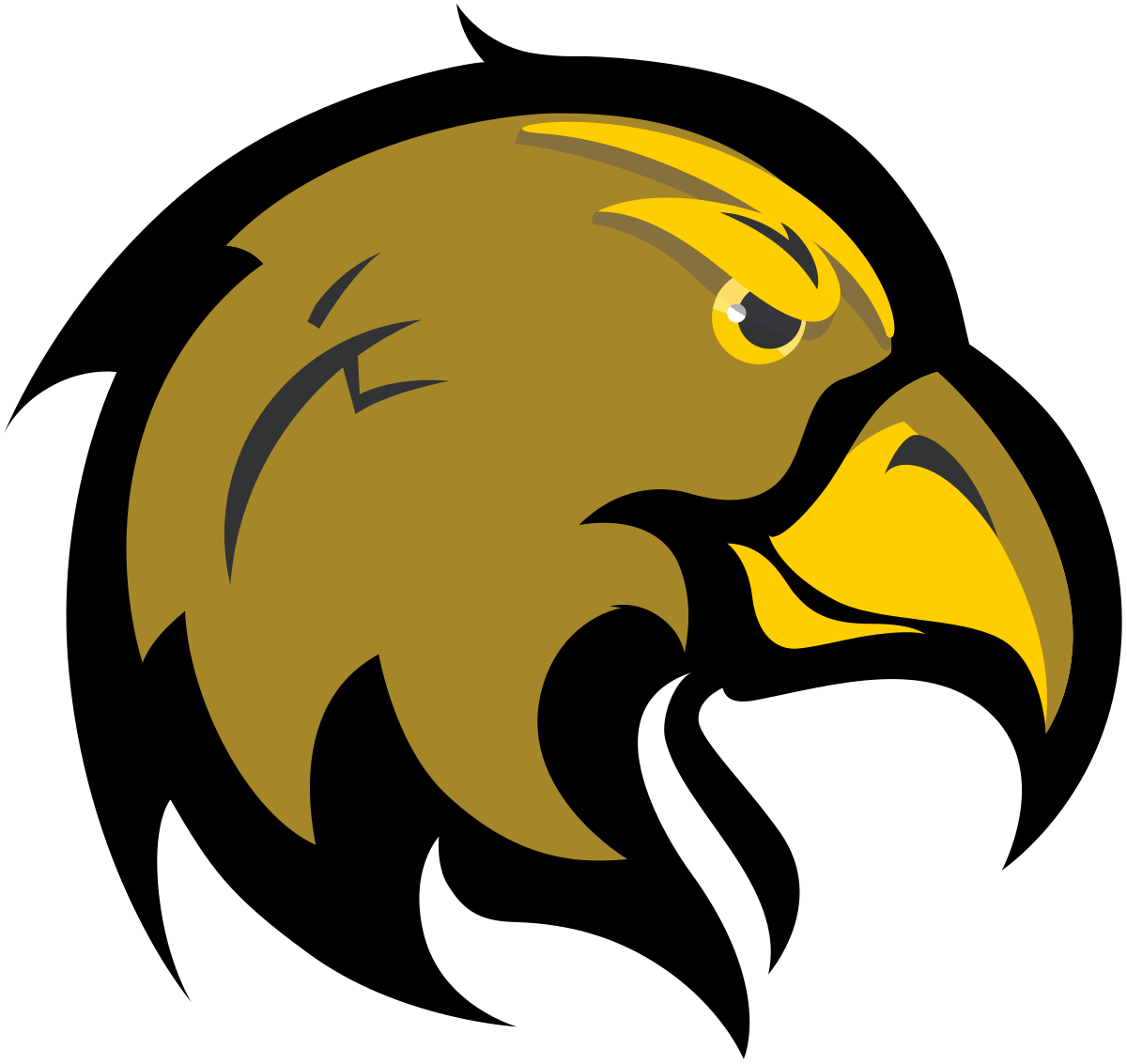 Eagles clipart desert eagle. Cal state los angeles