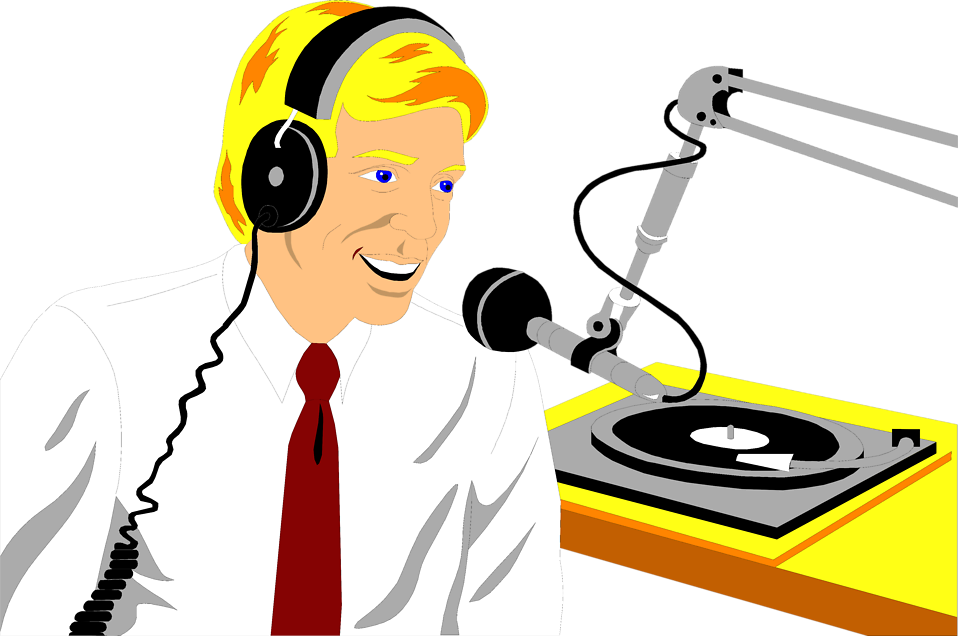 collection of radio. Jobs clipart resume