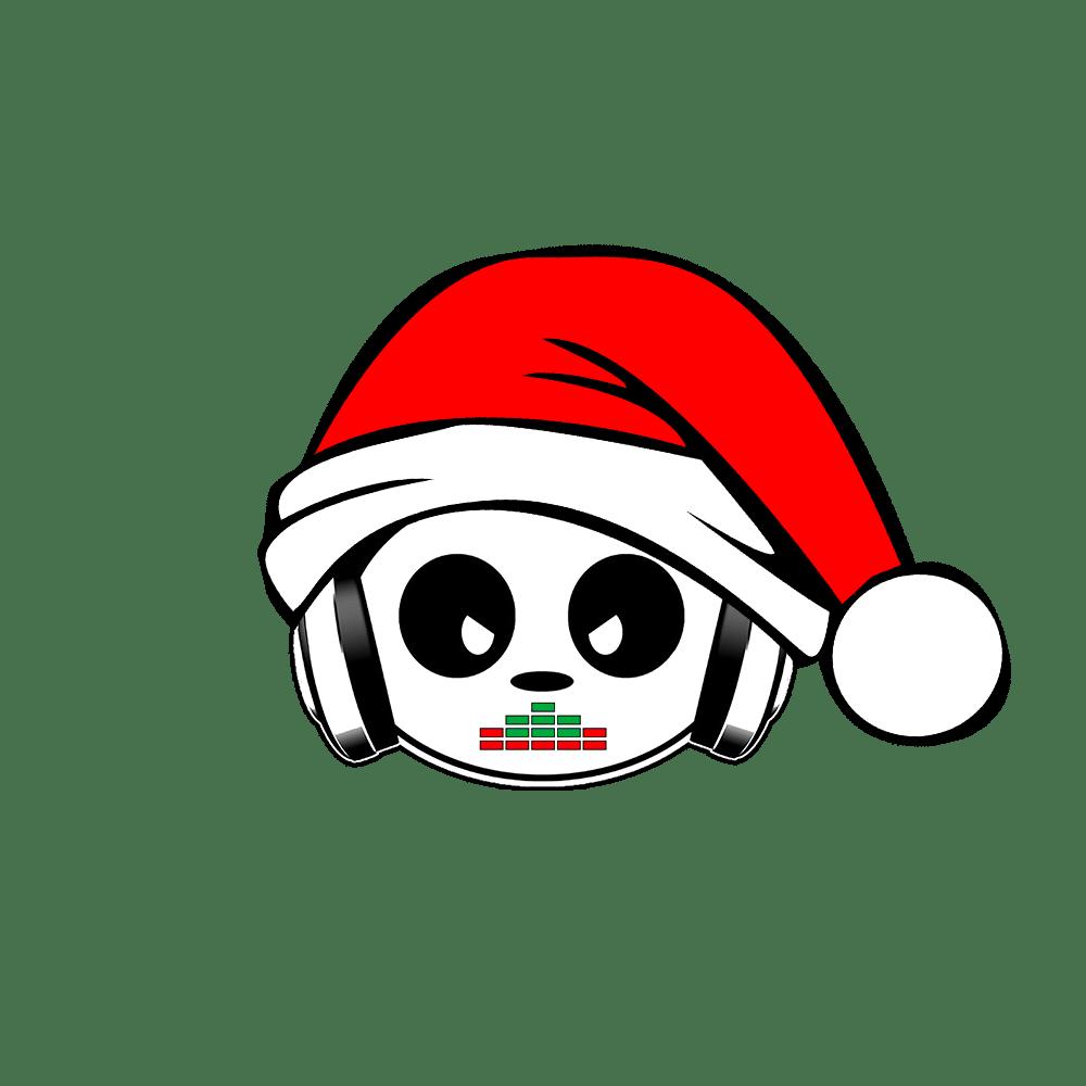 Panda christmas wishlist top. Dj clipart dj controller