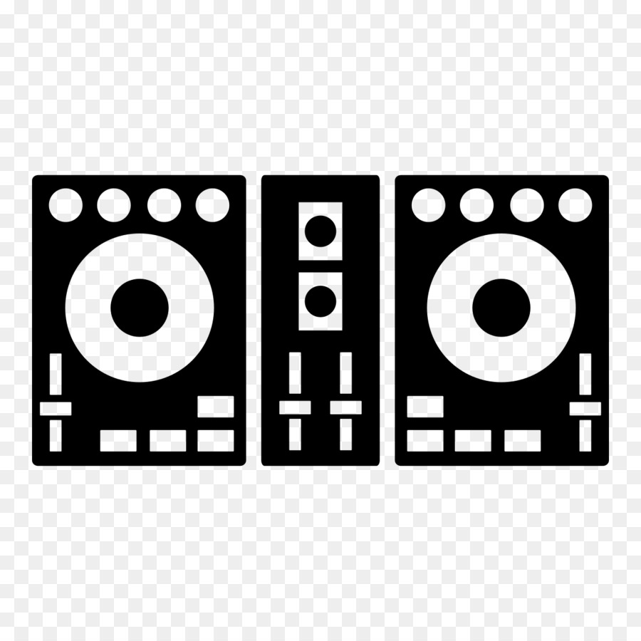 Dj clipart dj controller. Scratch logo illustration black