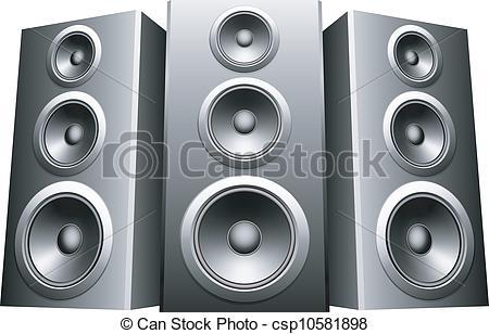 Dj clipart dj speaker. Speakers station