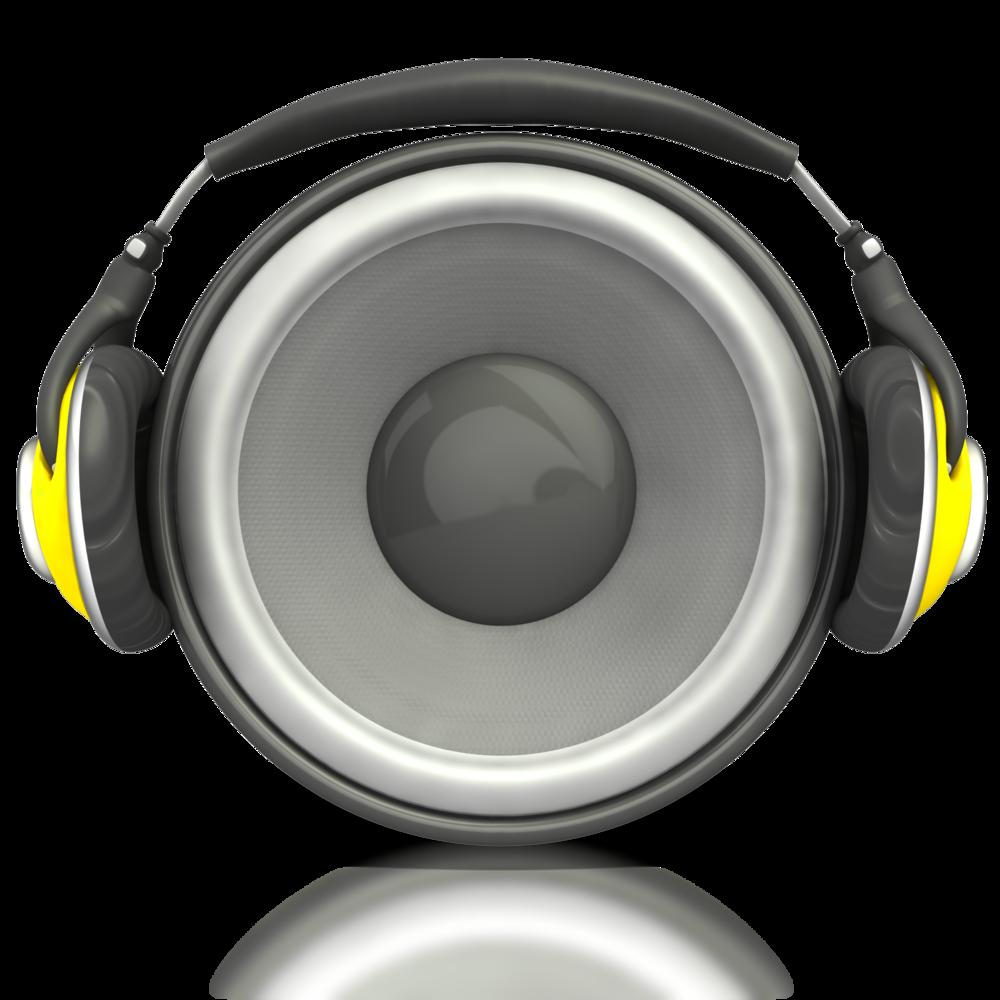 Dj clipart dj speaker. Headphones pc our goal