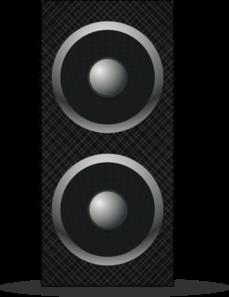 Clip art at clker. Dj clipart dj speaker