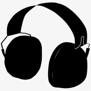 Headphones clip art download. Dj clipart head phone
