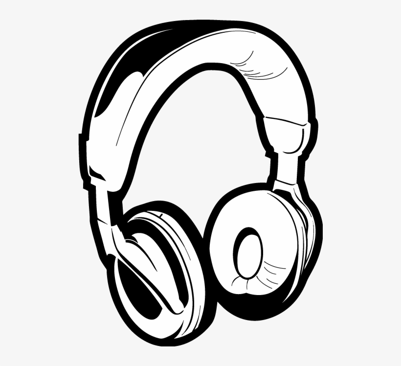 Dj clipart head phone. Clip royalty free library