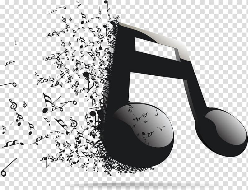 Dj clipart music note. Black musical theatre