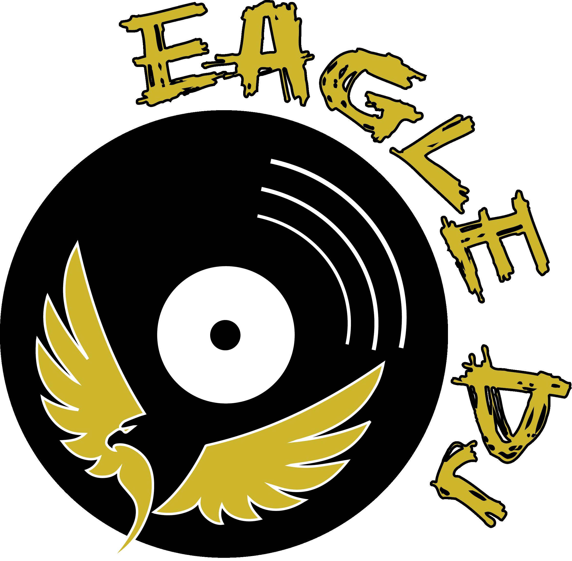 Dj clipart studio light.  eagle png