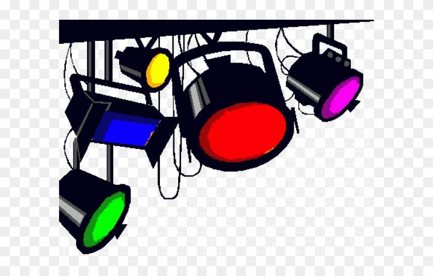 Sound png download . Theatre clipart dj light