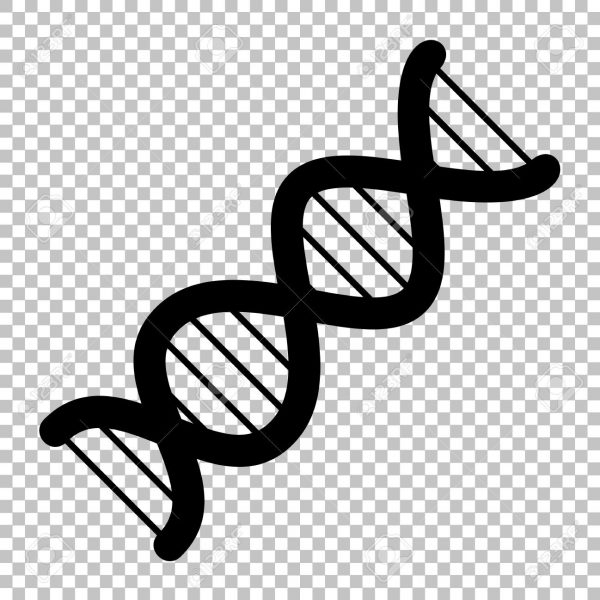 The sign flat style. Dna clipart clipart transparent background