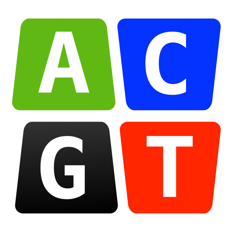 Dna clipart genotype. Acgt tgca has every