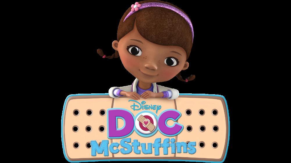 Tv fanart . Doc mcstuffins clipart number