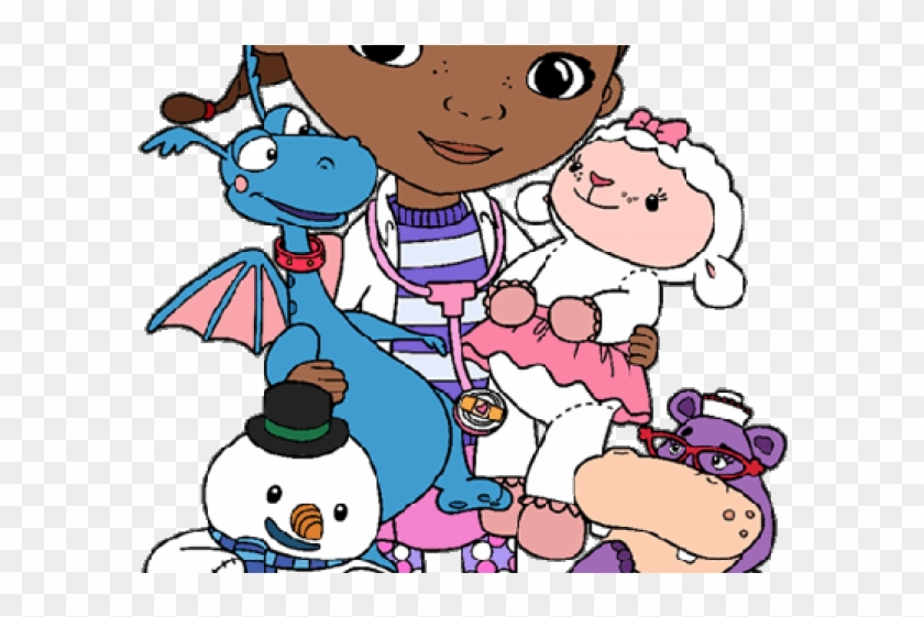 Friends and . Doc mcstuffins clipart syringe