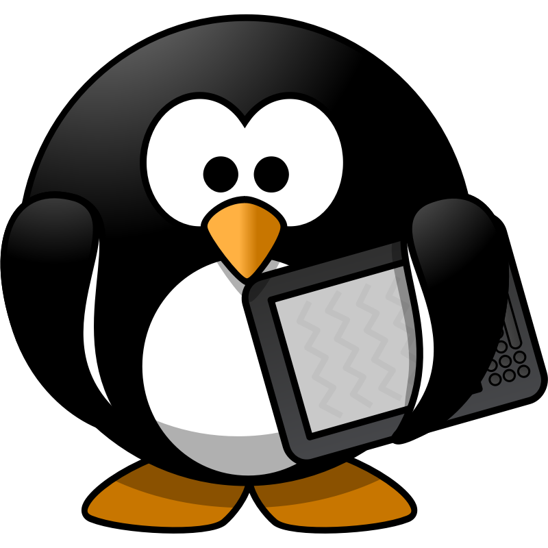 Turtle penguin by moini. Doctor clipart bird
