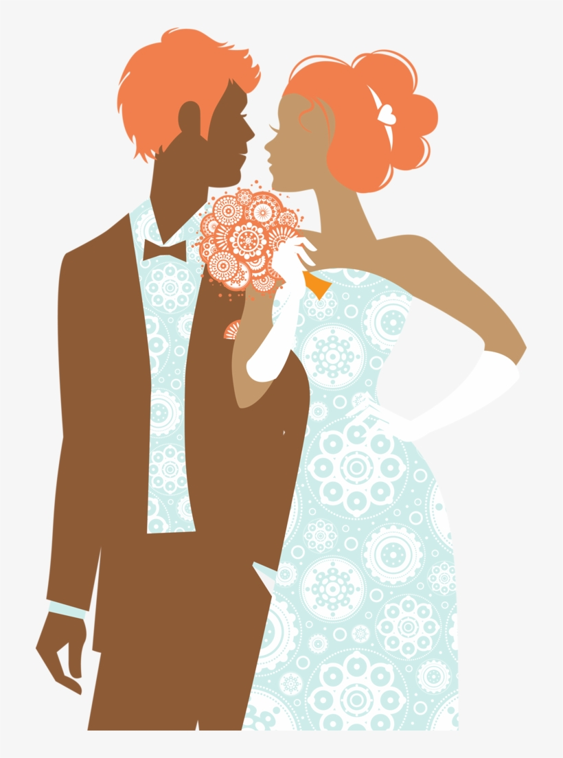 Marriage ceremony drawing free. Doctor clipart couple