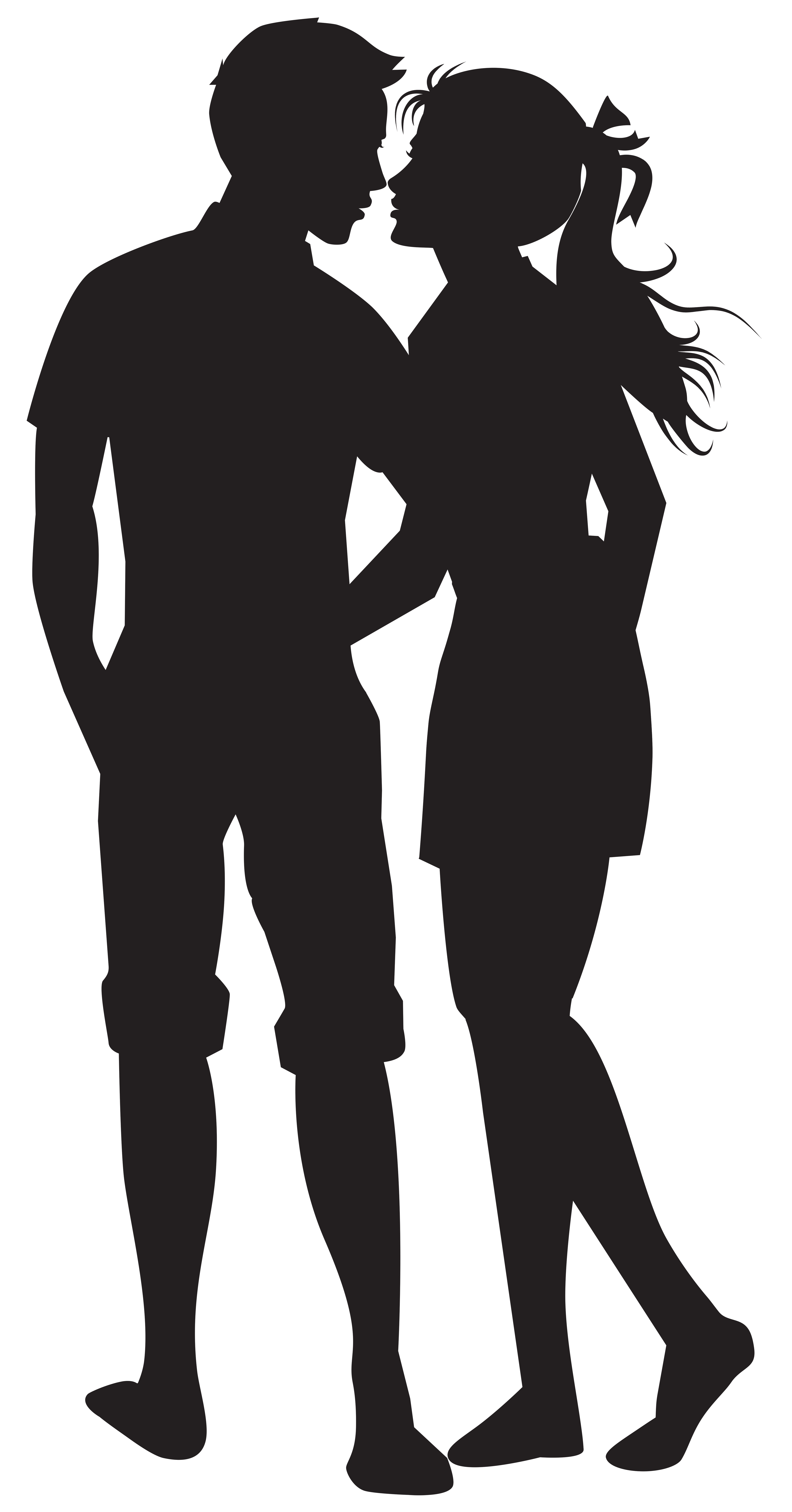Doctor clipart couple.  collection of silhouette