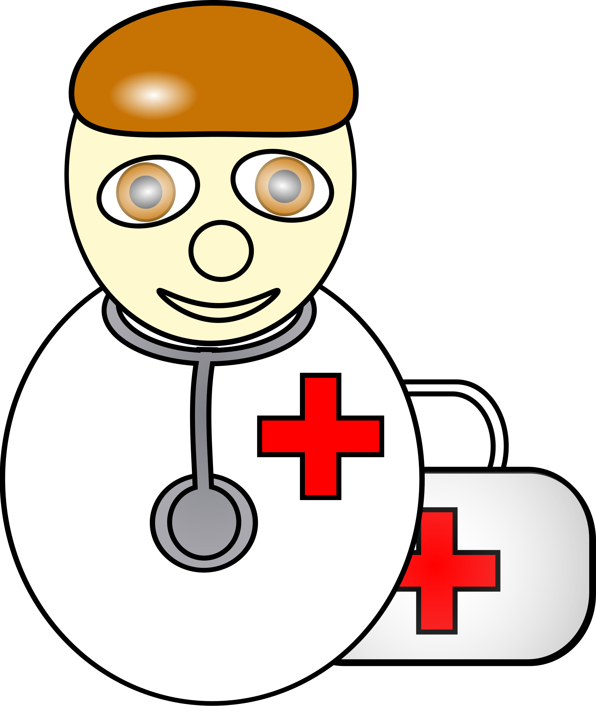 Doctor clipart cute. Kit clip art images