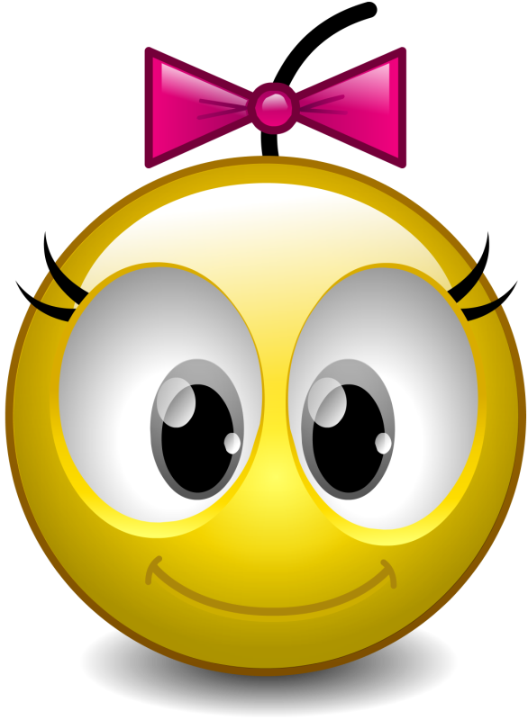 smiley clipart beautiful