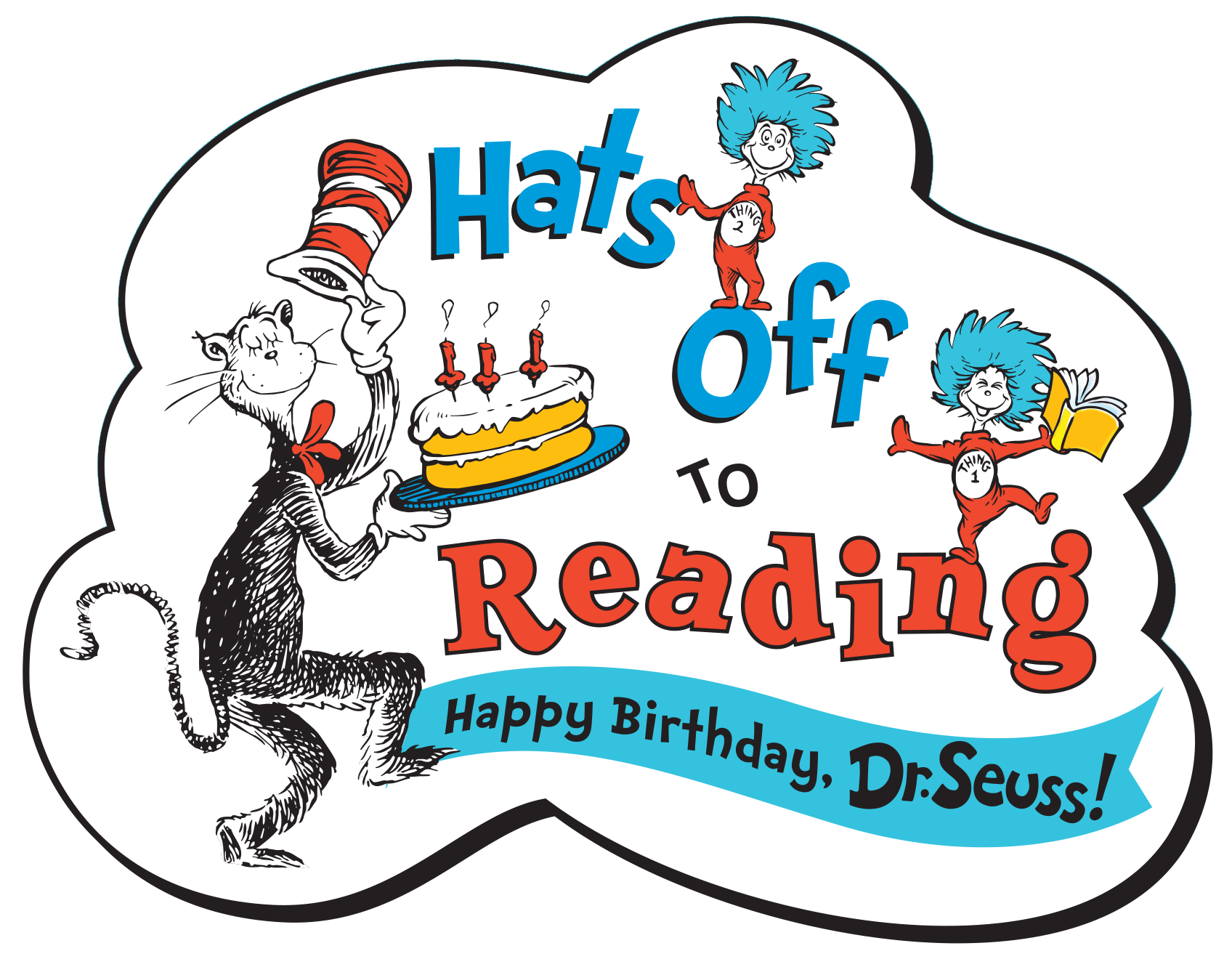 Dr Seuss Day PNG Transparent Dr Seuss Day.PNG Images. | PlusPNG