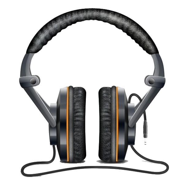 Headphones clipart dispatcher. Download transparent background hq
