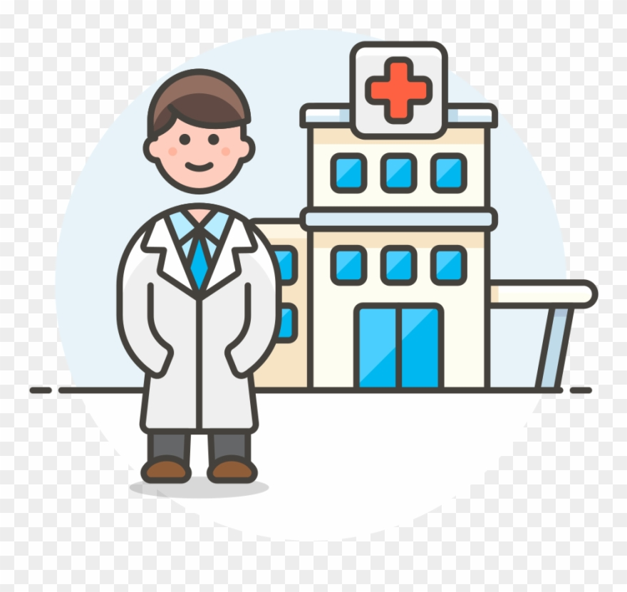 Icon pinclipart . Doctor clipart hospital doctor