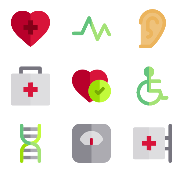 Emergency clipart health kit.  doctor icon packs